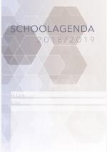 schoolagenda (A5) 2018-2019