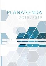 planagenda 17cm x 24cm 2018-2019