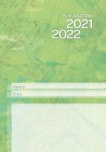 planagenda 17cm x 24cm 2021-2022 - 1