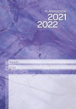 planagenda 17cm x 24cm 2021-2022 - 2